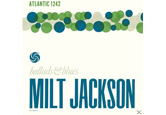 Milt Jackson - Ballads & Blues - (CD)