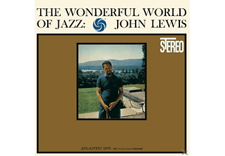 John Lewis - The Wonderful World Of Jazz - (CD)