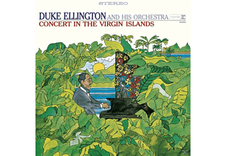 Duke And His Orchestra Ellington - Concert In The Virgin Islands - (CD)