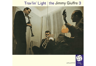 Jimmy 3 Giuffre - Trav'lin' Light [CD]
