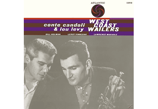 Conte Candoli, Lou Levy - West Coast Wailers [Remastered] (2013) [CD]