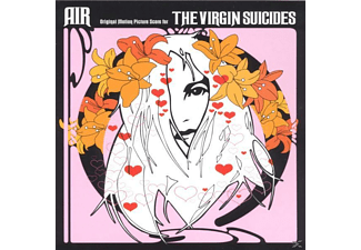 Air - Virgin Suicides - (CD)