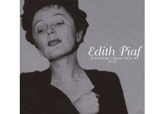 Edith Piaf - Platinum Collection - (CD)