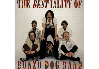 The Bonzo Dog Band - The Bestiality Of Bonzo Dog Band [CD]