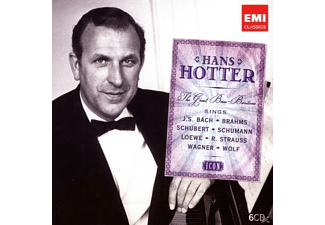 Hans Hotter - Icon:Hans Hotter - (CD)