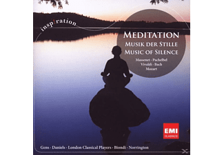 VARIOUS - Meditation-Musik Der Stille - (CD)