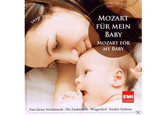 VARIOUS - Mozart Für Mein Babymozart For My Baby - (CD)
