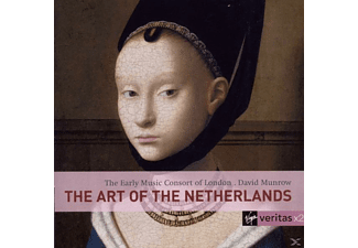 Early Music Consort Munrow - Art Of The Netherlands - (CD)