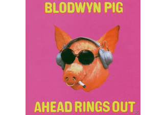 Blodwyn Pig - Ahead Rings Out [CD]