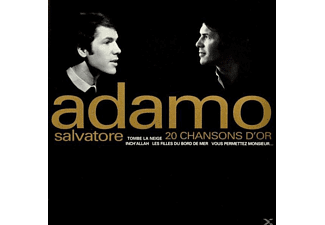 Salvatore Adamo - 20 Chansons D'or - (CD)