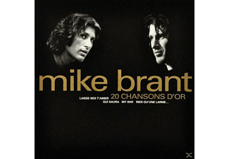 Mike Brant - 20 Chansons D'or - (CD)