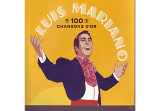 Luis Mariano - 100 Chanson S D Or [CD]