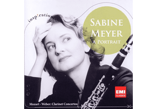 Meyer Sabine - Sabine Meyer-A Portrait [CD]