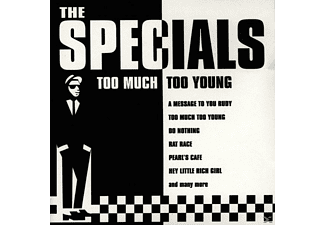 The Specials - TOO MUCH, TOO YOUNG [CD]