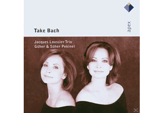 Süher - Take Bach - (CD)