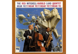 Red Mitchell And Harold Land Quintet - Hear Ye! [CD]