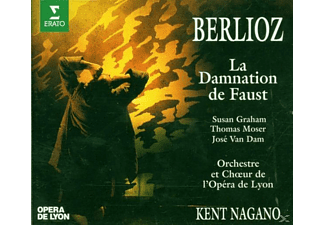 VARIOUS - La Damnation De Faust [CD]
