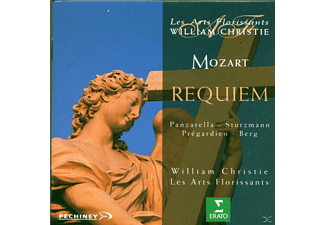 William Christie - Requiem - (CD)