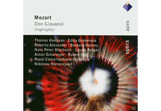 Nikolaus Harnoncourt - Don Giovanni (Az) - (CD)