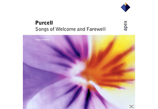 Tragicomedia - Purcell: Songs Of Welcome & Farewell - (CD)