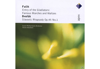 J. Formacek - Entry Of The Gladiators/+ - (CD)