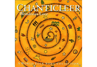 Chanticleer - Wondrous Love [CD]