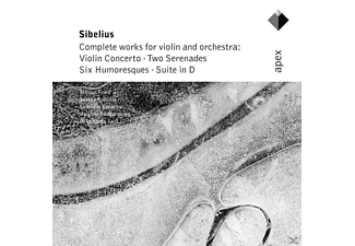 Kuusisto - Complete Works For Violin - (CD)
