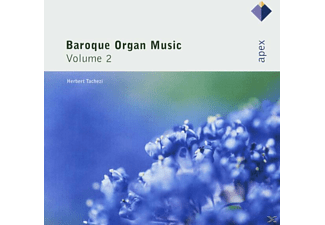 Herbert Tachezi - Baroque Organ Music Vol.2 - (CD)