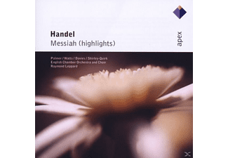 VARIOUS - Handel - Messiah - (CD)