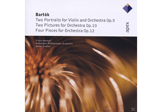 Rop - 4 Pieces For Orch.Op.12/+ - (CD)