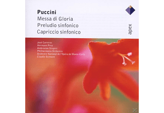 Claudio Scimone, Po, Prey, Carreras - Messa Di Gloria/Capriccio S./+ - (CD)