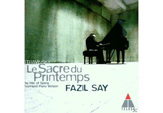 Fazil Say - Le Sacre Du Printemps [CD]