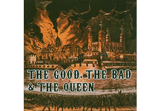 VARIOUS - The Good, The Bad And The Queen - (CD)