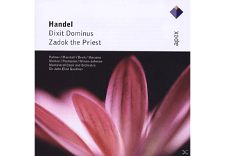 John Eliot Gardiner - Dixit Dominus/Zadok The Priest [CD]