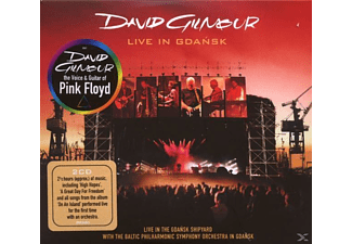David Gilmour - Live In Gdansk - (CD)
