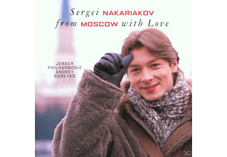 Sergei Nakariakov, A. Boreyko, Jenaer Philharmonie - From Moscow With Love - (CD)