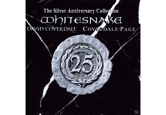 Whitesnake - The Silver Anniversary Collection - (CD)
