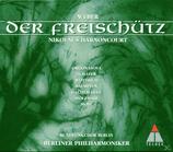 Nikolaus Harnoncourt - Der Freischütz (Ga) (CD) jetztbilligerkaufen