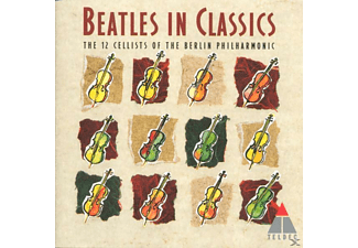 Sergiu Cellis - The Beatles In Classic - (CD)