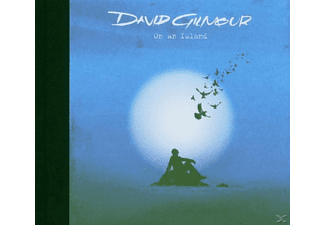 David Gilmour - On An Island [CD]