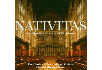 Edward Higginbottom - Nativitas - (CD)