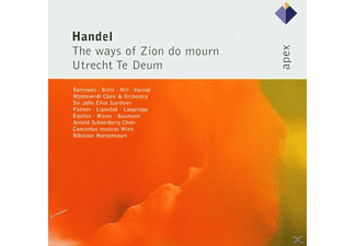 VARIOUS - The Ways Of Zion Do.../Utrechtapexapex - (CD)