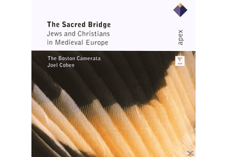 The Boston Camerata - The Sacred Bridge-Jews And Christians In Medieval Europe - (CD)