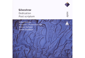 VARIOUS - Silvestrov: Dedication - (CD)