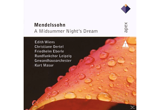 VARIOUS - Midsummer Night's Dream Op.61 [CD]