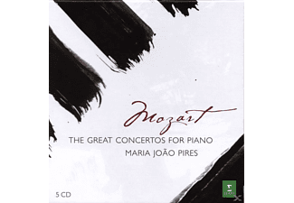 Maria Joao Pires - Great Concertos For Piano [CD]