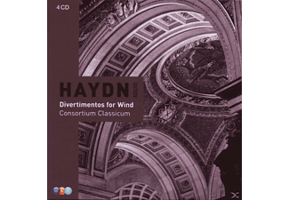 VARIOUS - Divertimentos For Wind - (CD)