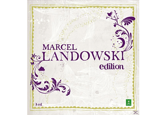 Marcel Landowski - Marcel Landowski Edition - (CD)