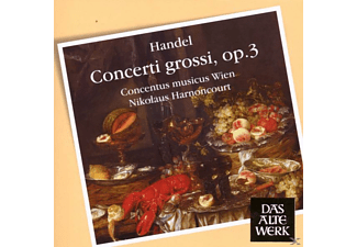Cmw - Concerti Grossi Op.3 [CD]