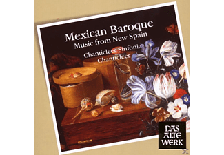 Chanticleer - Mexican Baroque - (CD)